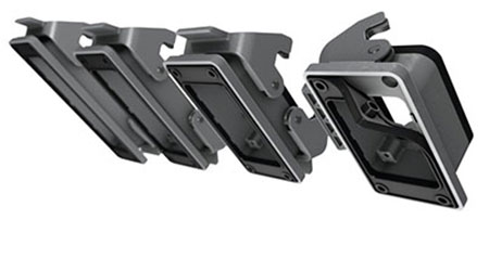 HARTING: Han IP67 bulkhead housing sets new connector baseline