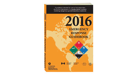 Labelmaster: 2016 Emergency Response Guidebook