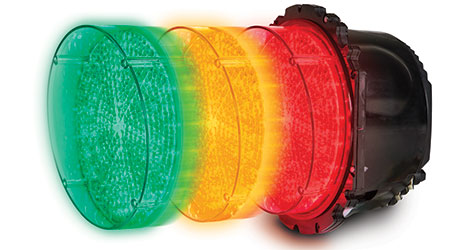 GE Lighting: The GE LED Tricolor Signal