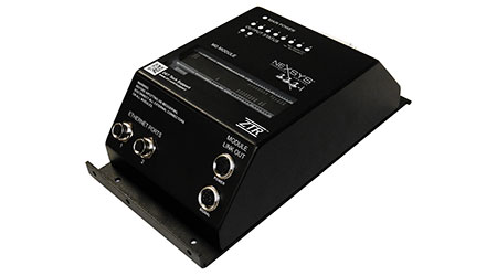 ZTR Control Systems: NEXSYS™ III-i locomotive control system