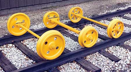 The Nolan Co.: Wheel/axle and bearing assemblies