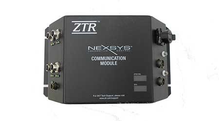 ZTR Control Systems: NEXSYSTM III-i