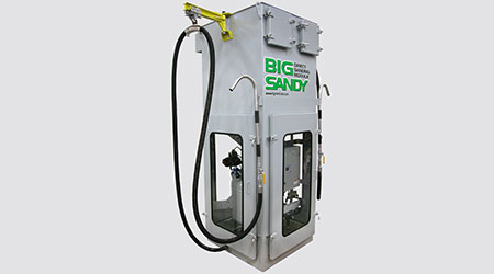 Dynamic Air: Big Sandy locomotive sanding system