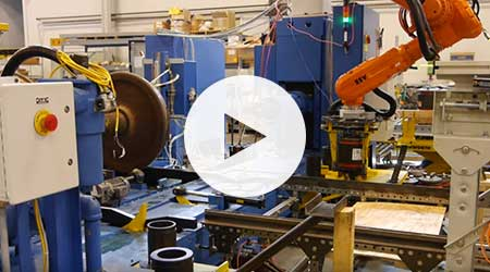 Simmons Machine Tool Corp.: Automated wheel shops