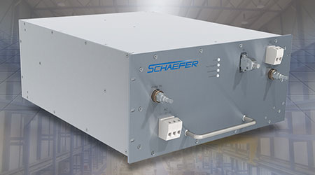 Schaefer: Liquid-cooled power systems