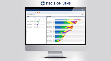Decision Lens: Fall software update