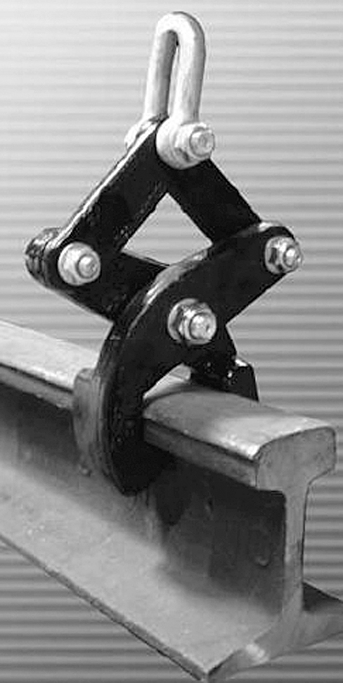 Rail Components Page Rail Clamps
